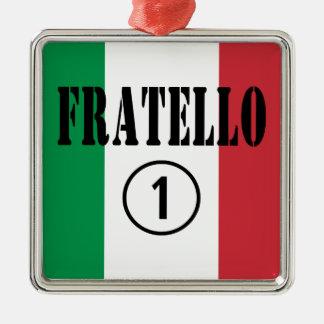 Hermanos italianos: Uno de Fratello Numero Adorno Para Reyes