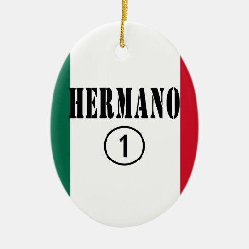 Hermanos mexicanos: Uno de Hermano Numero Ornamentos De Reyes