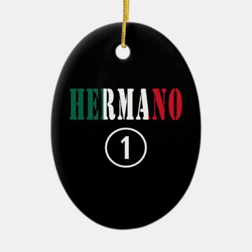 Hermanos mexicanos: Uno de Hermano Numero Ornamento De Reyes Magos