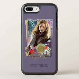 Hermione 14 funda OtterBox symmetry para iPhone 7 plus