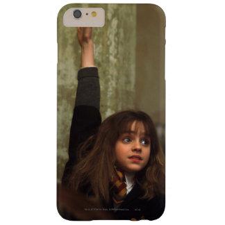 Hermione aumenta su mano funda de iPhone 6 plus barely there