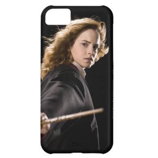 Hermione Granger listo para la acción Funda Para iPhone 5C