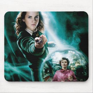 Hermione Granger y profesor Umbridge Alfombrilla De Ratón