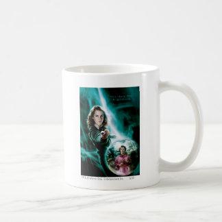 Hermione Granger y profesor Umbridge Taza Clásica