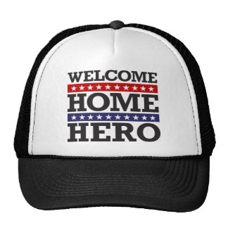 Héroe casero agradable gorra