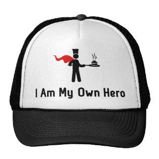 Héroe de la panadería gorros