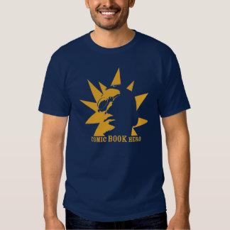 Héroe del cómic camisetas