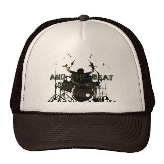 Héroe del tambor gorras