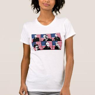 Héroes americanos de WW2 Camiseta
