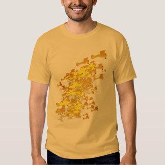 Héroes de FLomm: ¡El pelotón! Camisetas