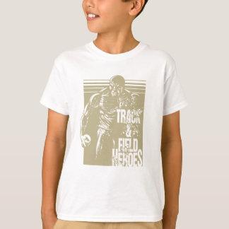 héroes del tnf lanzamiento de peso camiseta