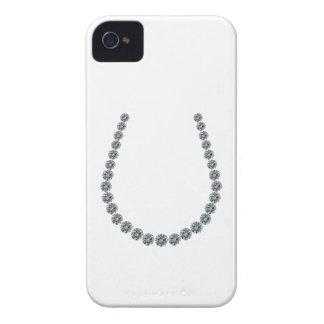 Herradura afortunada carcasa para iPhone 4