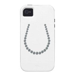Herradura afortunada Case-Mate iPhone 4 funda