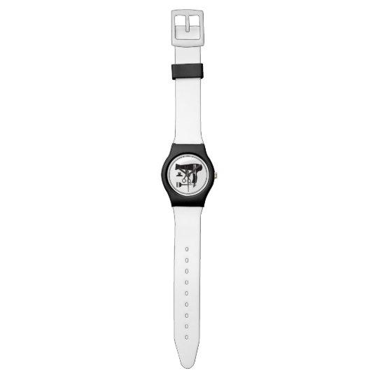 Herramientas de los peinados relojes de pulsera