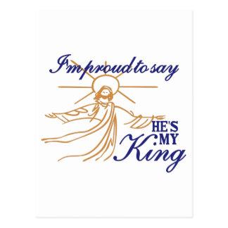 Hes mi rey postal