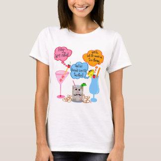 ¡'Hey- él es lindo! ' Camiseta