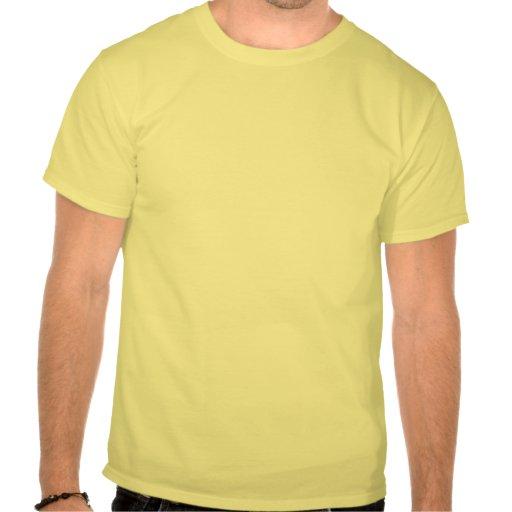 Hibisco de la hawaiana camisetas