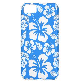 Hibisco tropical azul azul