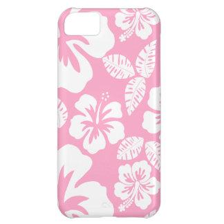 Hibisco tropical rosado del clavel