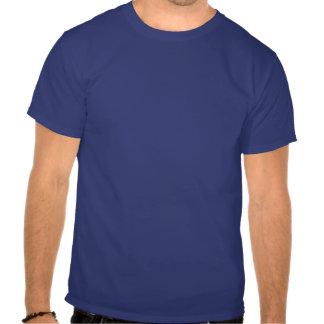 Hidrógeno - camiseta real profunda
