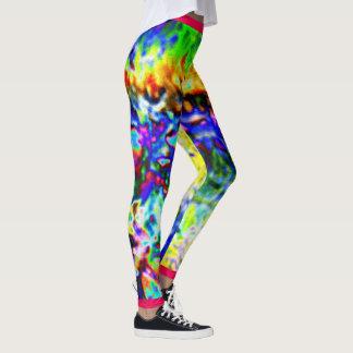 Hielo coloreado leggings