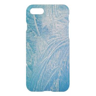 Hielo congelado azul funda para iPhone 7