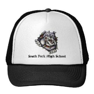 High School secundaria de South Fork Gorro De Camionero