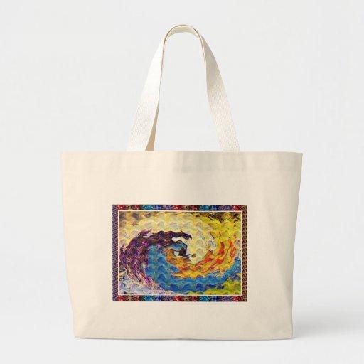 Hightide agita los regalos bonitos lindos de la bolsas lienzo