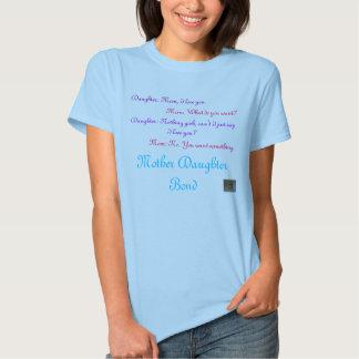 Hija de la madre camiseta