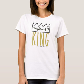 Hija de un rey Christian Tshirt Camiseta