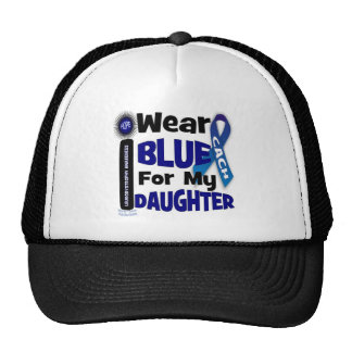 hija del azul del cach_wear gorros