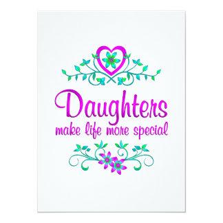 Hija especial invitación