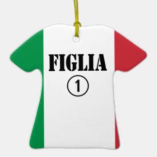 Hijas italianas: Uno de Figlia Numero