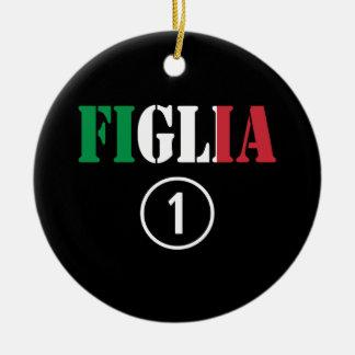 Hijas italianas Uno de Figlia Numero