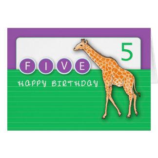 Hijo, cumpleaños, globos, color, colorido, confeti tarjeta de felicitación