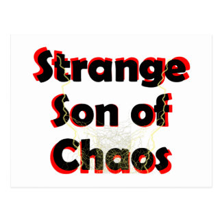 Hijo extraño del caos postal