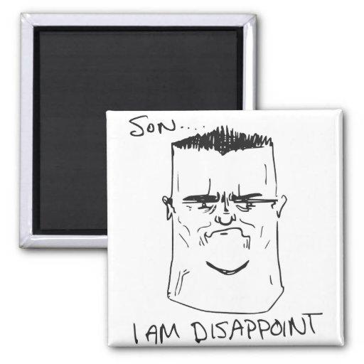 Hijo soy decepciono la rabia Meme cómico del padre Iman Para ...