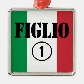 Hijos italianos Uno de Figlio Numero