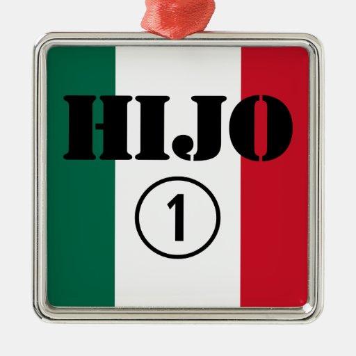 Hijos mexicanos: Uno de Hijo Numero Adorno Para Reyes