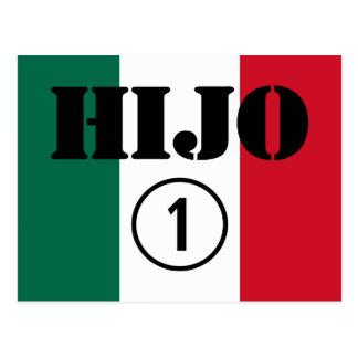 Hijos mexicanos: Uno de Hijo Numero Postal