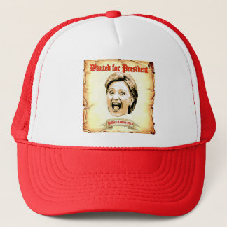 Hillary Clinton 2016 querida para el sombrero del