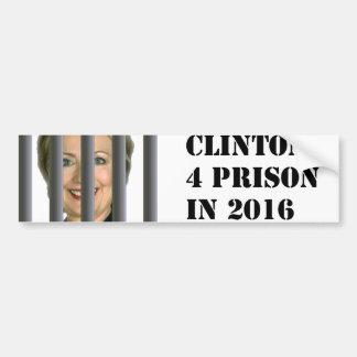 Hillary Clinton para la pegatina para el