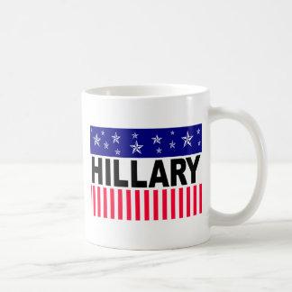 Hillary Clinton Taza De Café