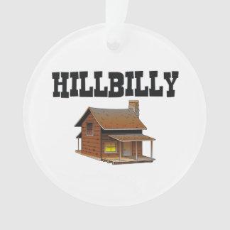 Hillbilly de la CAMISETA