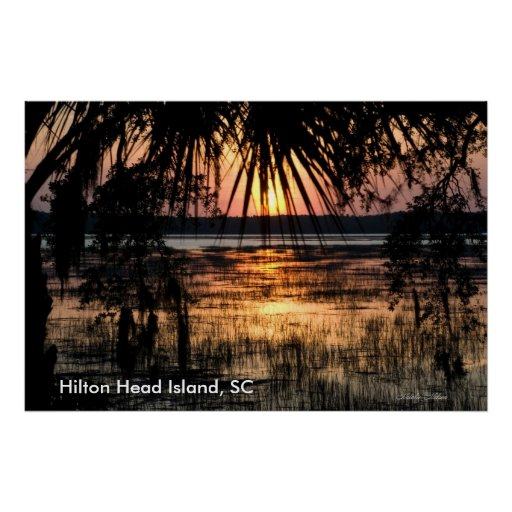 Hilton Head Island, SC Impresiones