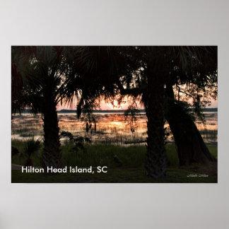 Hilton Head Island, SC Póster