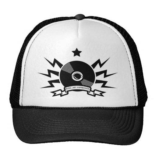 Hip-hop de la escuela vieja gorras de camionero
