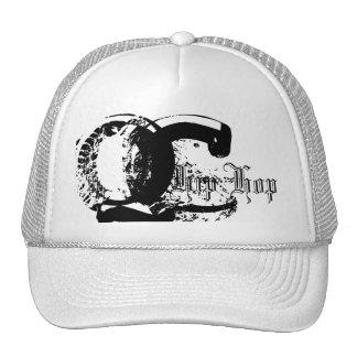 Hip-hop del control de calidad gorras