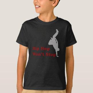 Hip Hop no parará Camiseta