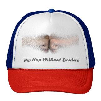 Hip Hop sin el gorra de las fronteras
